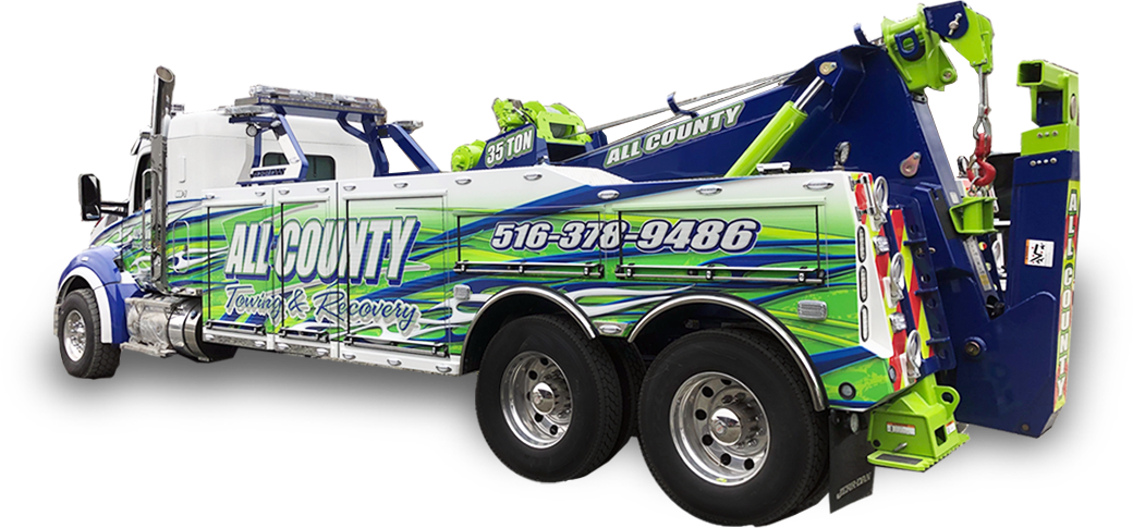 Allcountytowing Isolatedtruck